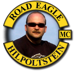 Tommy ROAD EAGLE MC Hilpoltstein